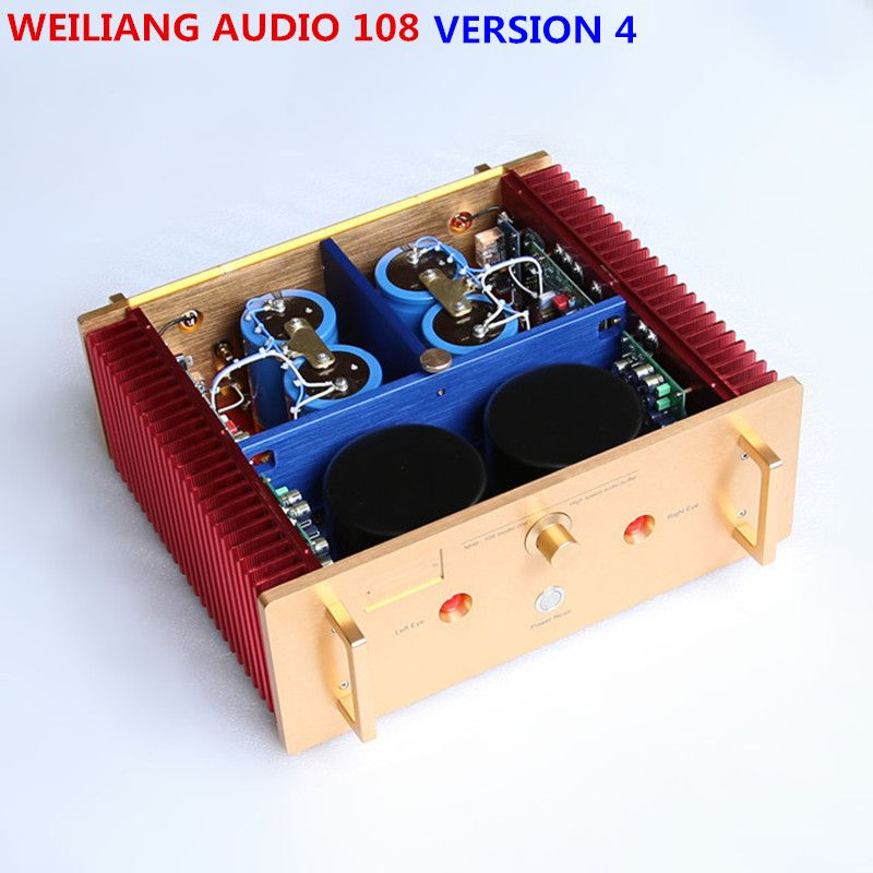 Breeze audio Factory Study/Copy Dartzeel NHB108 power amplifier amp 200W*2 Sweet voice version 4