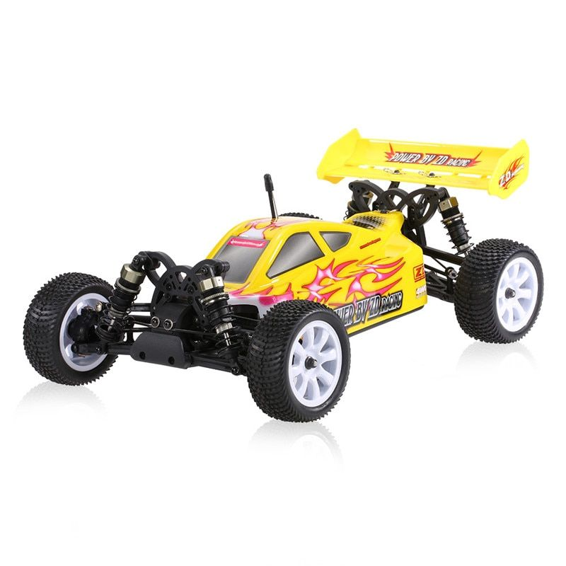 2018 ZD Racing 9102 Thunder B-10E DIY Car Kit 2.4GHz 4WD 1/10 Scale Brushless RC Off-Road Buggy Educational Teaching Hobby Toys