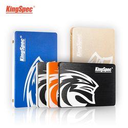 Kingspec SSD HDD 2,5 hd SSD 60 ГБ 120 ГБ 240 ГБ 500 ГБ SATA III SATA ll внутренний жесткий диск для ноутбука компьютера Подлинная Авторизованная