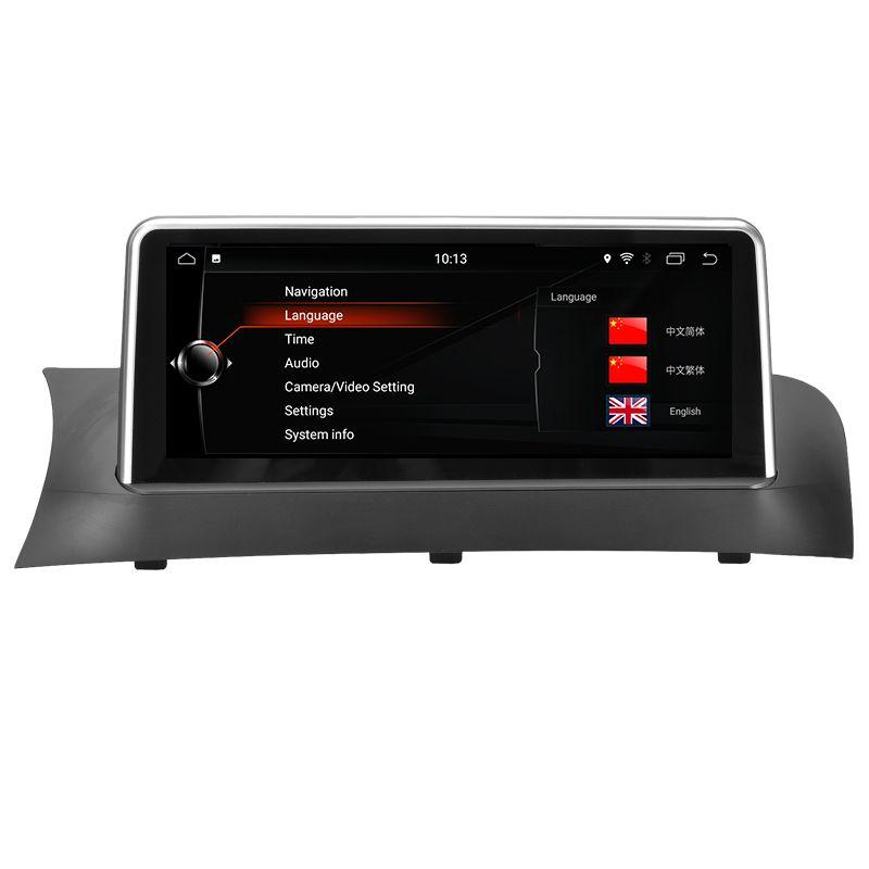 Auto-Multimedia-Player Auto GPS-Navigation für BMW X3 F25 X4 F26 2011 zu 2013 CIC System 10,25