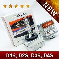 GLOWTEC 2 stücke 35 watt D1S D2S Scheinwerfer Birne HID Lampe Auto Licht 4300 karat 5000 karat 6000 karat 8000 karat 10000 karat 12000 karat auto auto