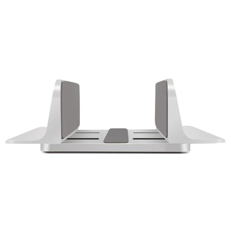 Kühle Ajustable Laptop Stand Einfache Schreibtisch Aluminium Multifunktionshalter für Macbook Air Tablet PC für Ipad Tablet