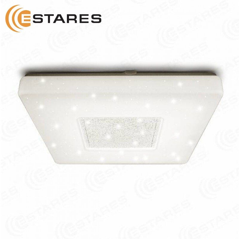 Led gesteuert lampe QUADRON SIYANIE 60 W S-550-SHINY/CRISTAL-220V-IP44 Estares