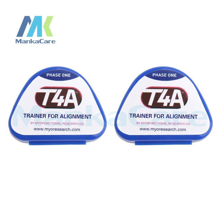 2 pièces T4A appareil de santé dentaire T4A dents formateur bretelles Correction des dents Buck dents vous garder belle de haute qualité