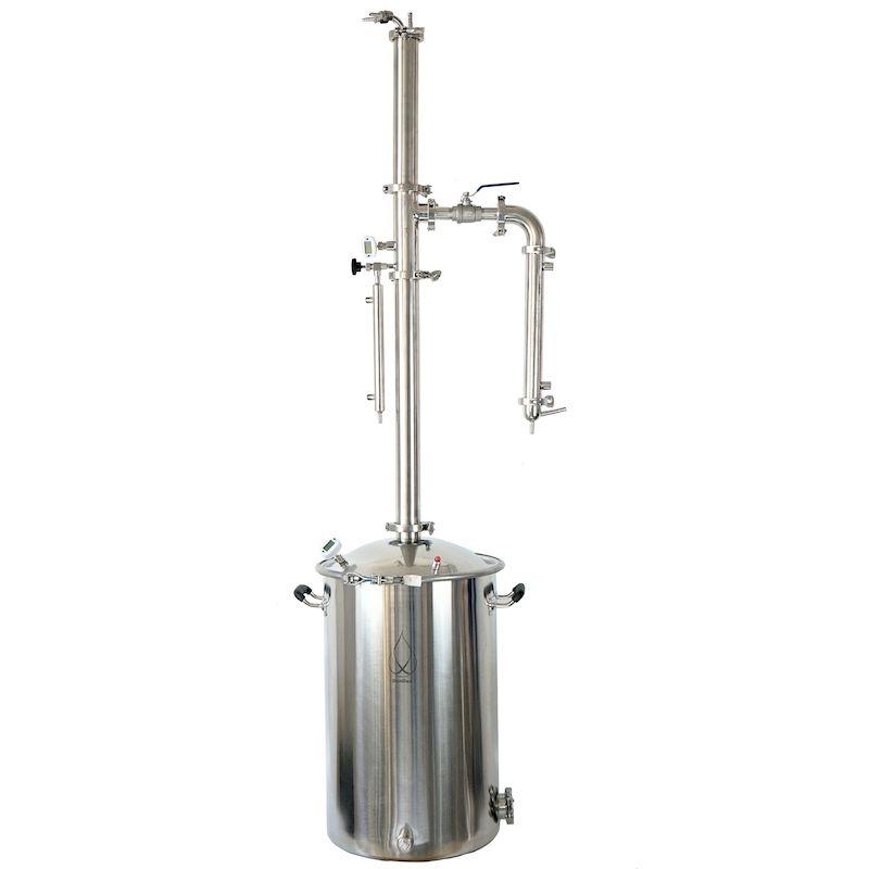 Moonshine noch 50L. 3 in 1 Berichtigung, Destillation, Aroma Korb 50l kessel. Edelstahl 304