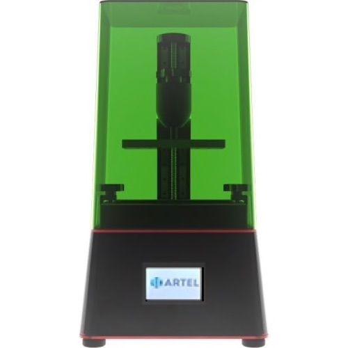 LCD/DLP 3D drucker 3D Artel ZOBU 3,0-beste harz 3D drucker für zahnärzte und juweliere. Fokussierung objektiv, verbesserte kühlung.