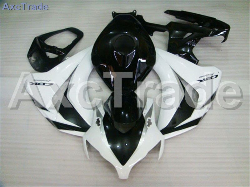 Motorcycle Fairings For CBR1000RR CBR1000 CBR 1000 RR 2008 2009 2010 2011 ABS Plastic Injection Fairing Bodywork Kit White