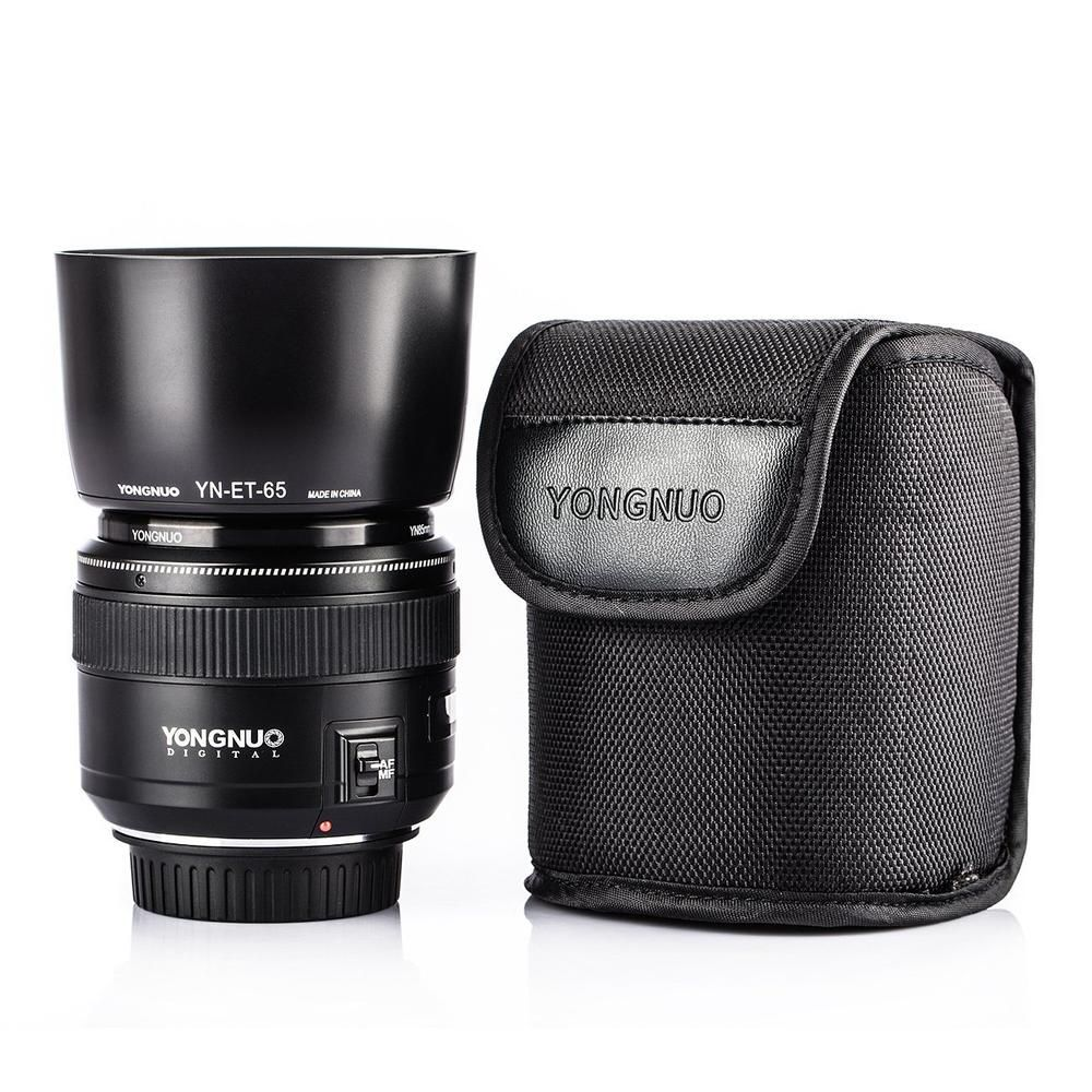 YONGNUO YN85mm F1.8 Lens Standard Medium Telephoto Prime fixed focus lens For Canon EF 7D 5D Mark III 80D 70D 760D 650D Camera