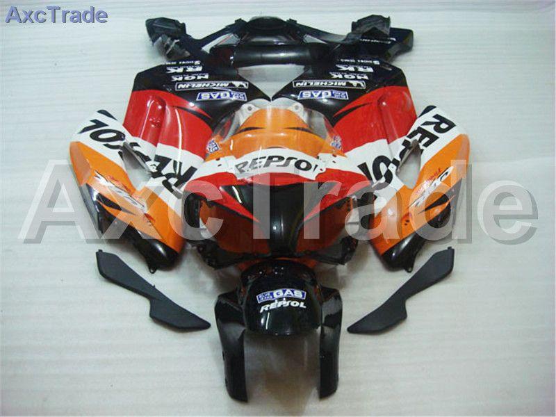 Motorcycle Fairings For Honda CBR1000RR CBR1000 CBR 1000 2004 2005 04 05 ABS Plastic Injection Fairing Bodywork Kit Yellow Black