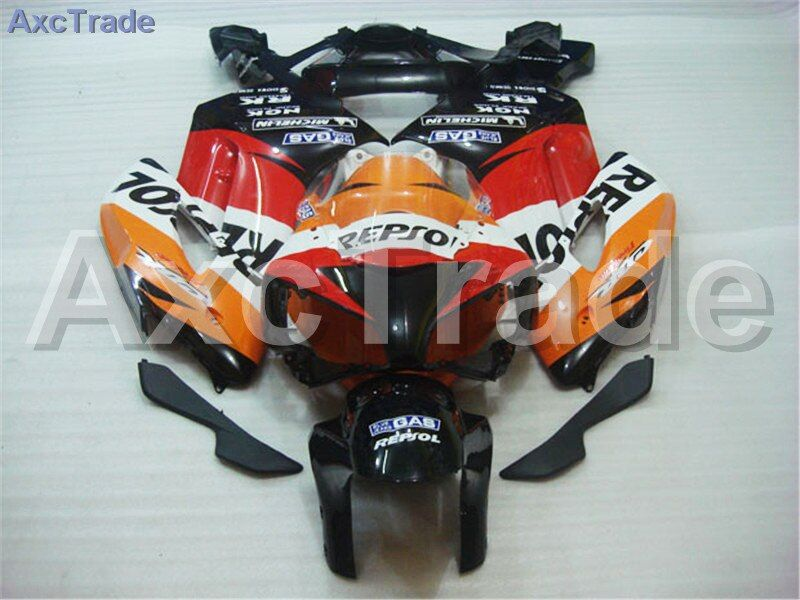 Motorcycle Fairings For Honda CBR1000RR CBR1000 CBR 1000 2004 2005 04 05 ABS Plastic Injection Fairing Bodywork Kit Yellow Black