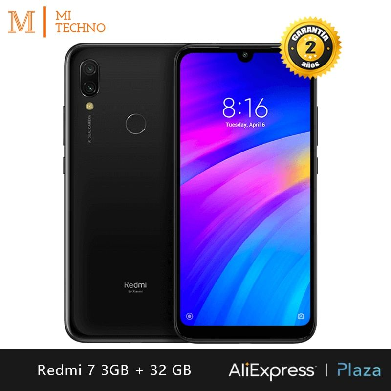 [Global Version] Xiaomi Redmi 7 smartphone HD + 6.26