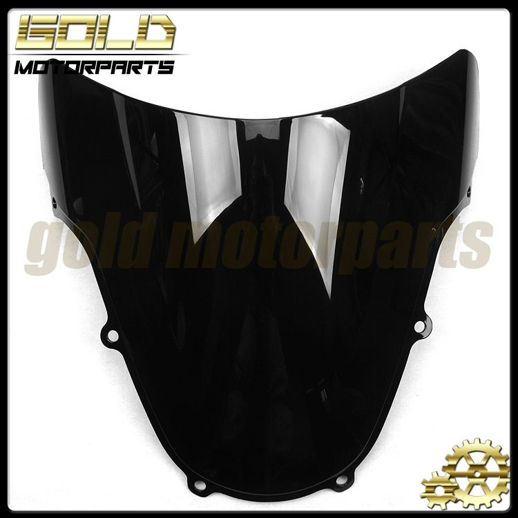 Windshield Windscreen shroud Fairing For Suzuki GSXR600 GSXR750 K1 2001 2002 2003 GSX 600 750 R 01 02 03