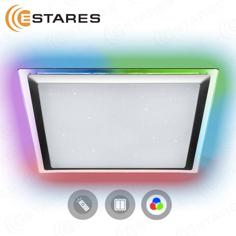 Estares Gesteuert LED lampe ARION 60 W RGB S-542-SHINY-220V-IP44