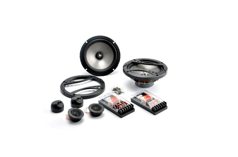Auto Audio AKUSTISCHE KOMPONENTE AMP LB 6,5 Hallo-fi Lautsprecher 140 Watt 90 dB 4 Ohm