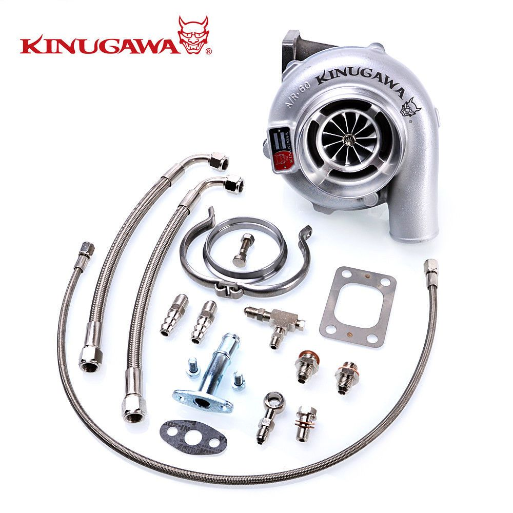 Kinugawa GTX Ball Bearing Turbocharger 4