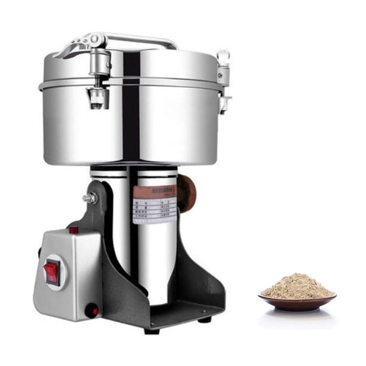 high capacity 4500g multifunctional industrial spice grinder commercial electric pepper chili medicine grinding machine