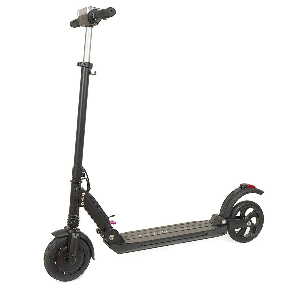 KUGOO S3 Elektrische Roller Samokat Erwachsene 36 V 350 W Starke leistungsfähige Ultraleicht leichte lange bord hoverboard Faltbare Fahrrad