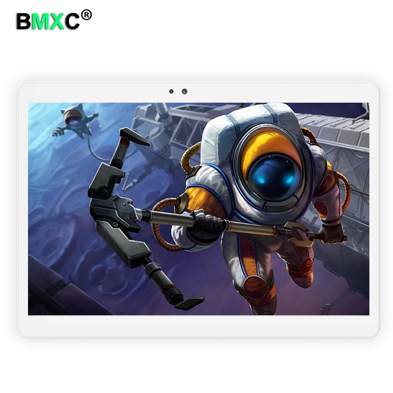 Octa Core 10.1 inch Tablet Pc 4G LTE call phone mobile 4G the tablet pc 4GB RAM 64GB ROM 8 MP IPS FHD 1920*1200 android 7.0