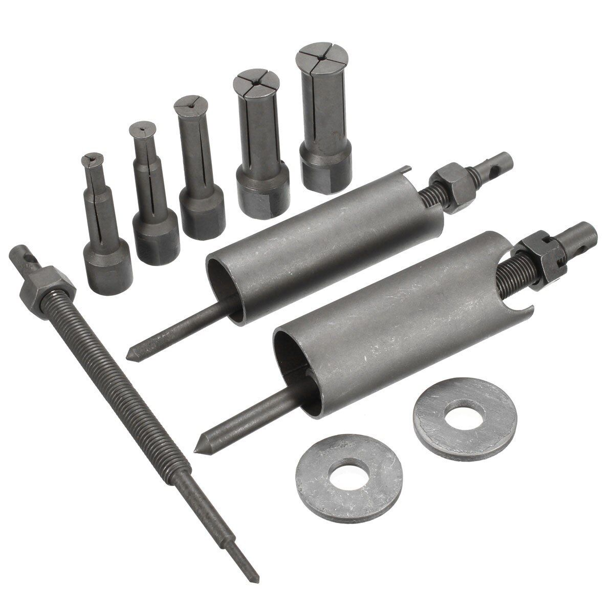 1 Set Inner Bearing Puller Tool Remover Kit For Car Auto Motocycle From 9mm to 23mm Diameter