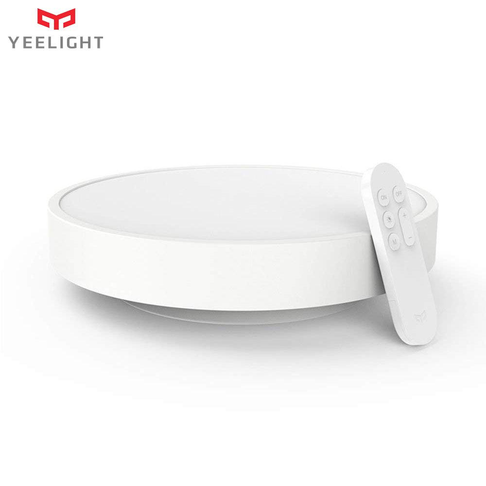 Yeelight Smart LED Ceiling Light Dimmable WiFi/Bluetooth App Smartphone Remote Control Ceiling Lamp Work with Alexa /Google Home