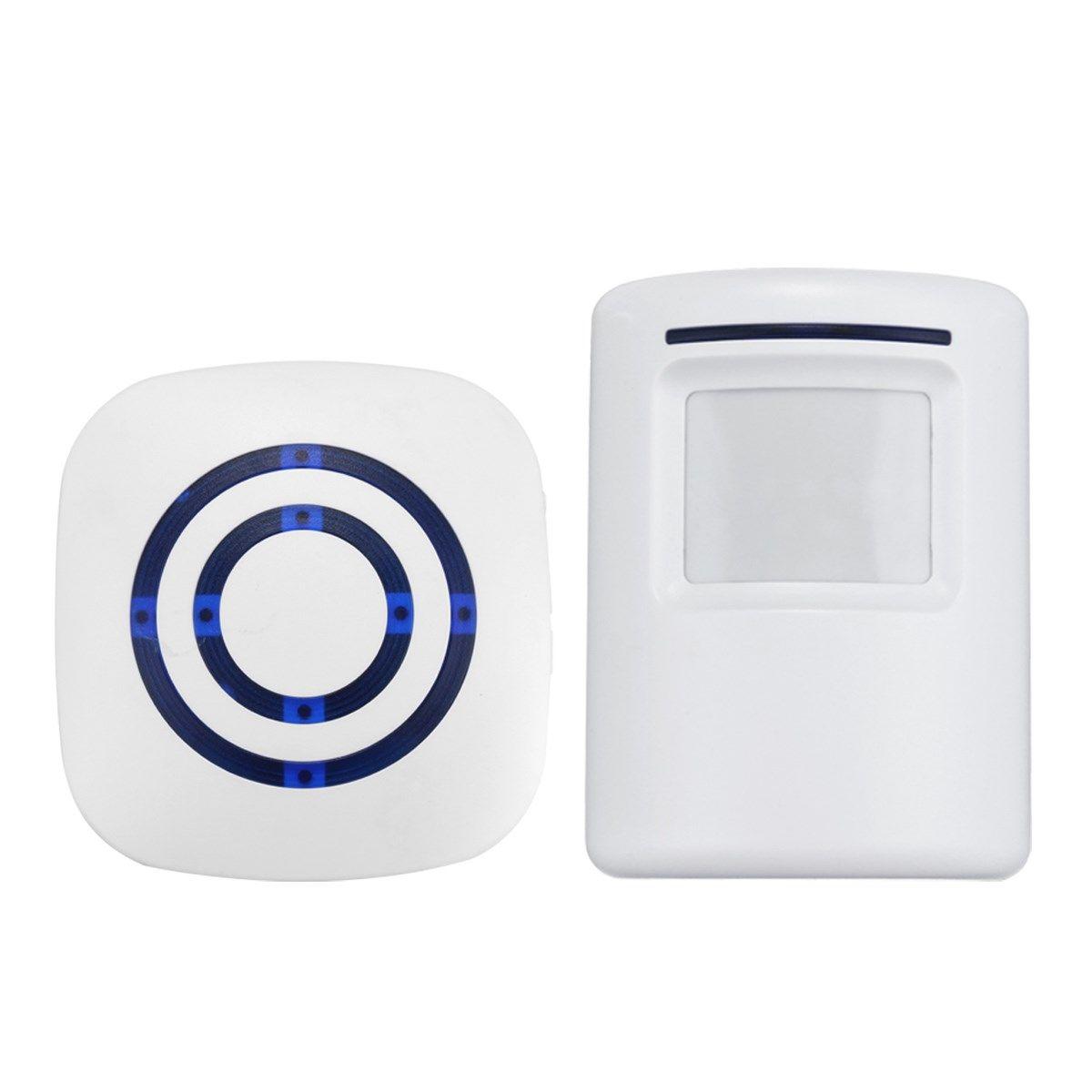 Safurance Wireless Motion Sensor Tor Eintrag Türklingel Willkommen Chime Alarm Alarm Home Automation Home Security
