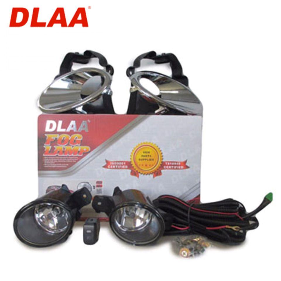 Für Nissan Qashqai J10E 2011-2013 Nebel licht kit mit draht und taste (DLAA NS560)