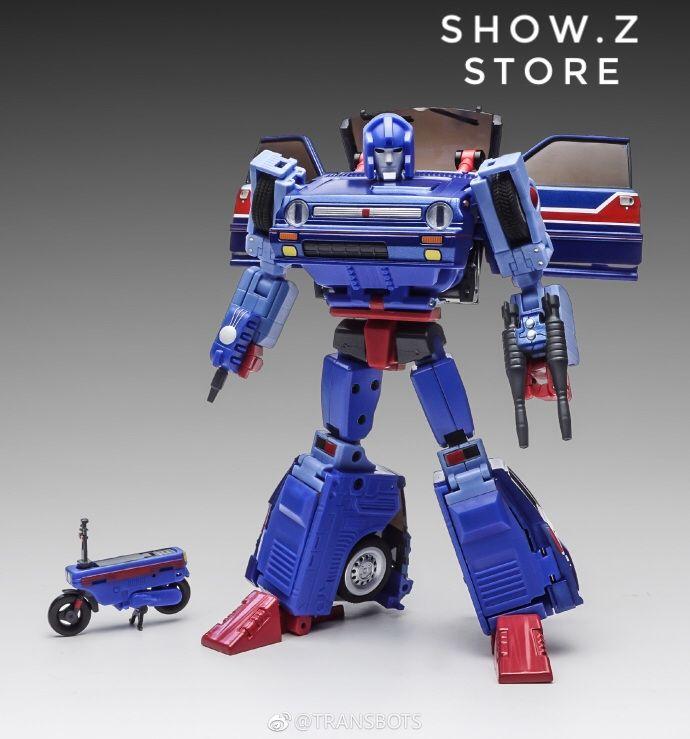 [Show.Z Store] Xtransbots MX-17 MX17 Savant Skids Transformation Action Figure