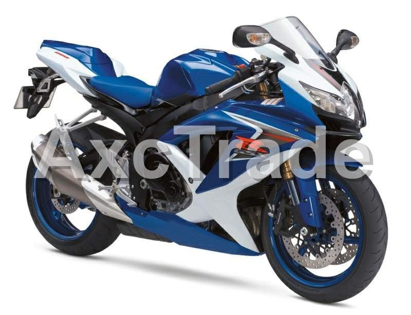 Motorcycle Fairings For Suzuki GSXR GSX-R 600 750 GSXR600 GSXR750 2008 2009 2010 K8 ABS Plastic Injection Fairing Bodywok Kit WT