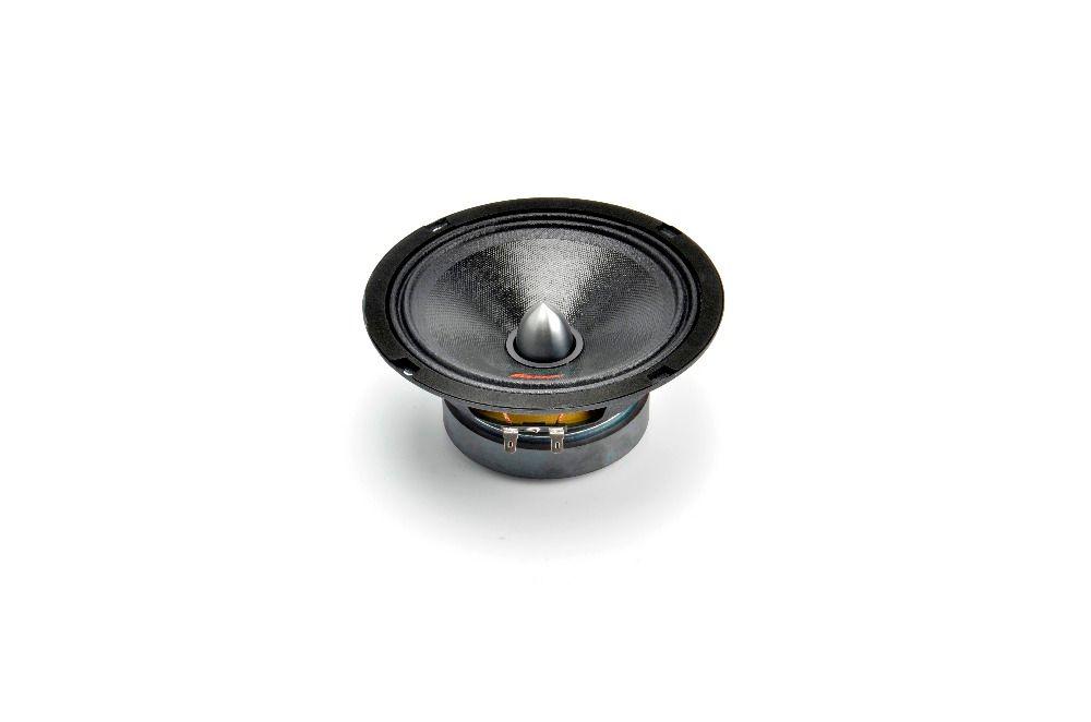 AMP PRO MR65LB 6 Zoll Auto HiFi Mitten Lautsprecher Fahrzeug Tür Lautsprecher Horn Auto Stereo Musik Audio System Mid- palette Lautsprecher