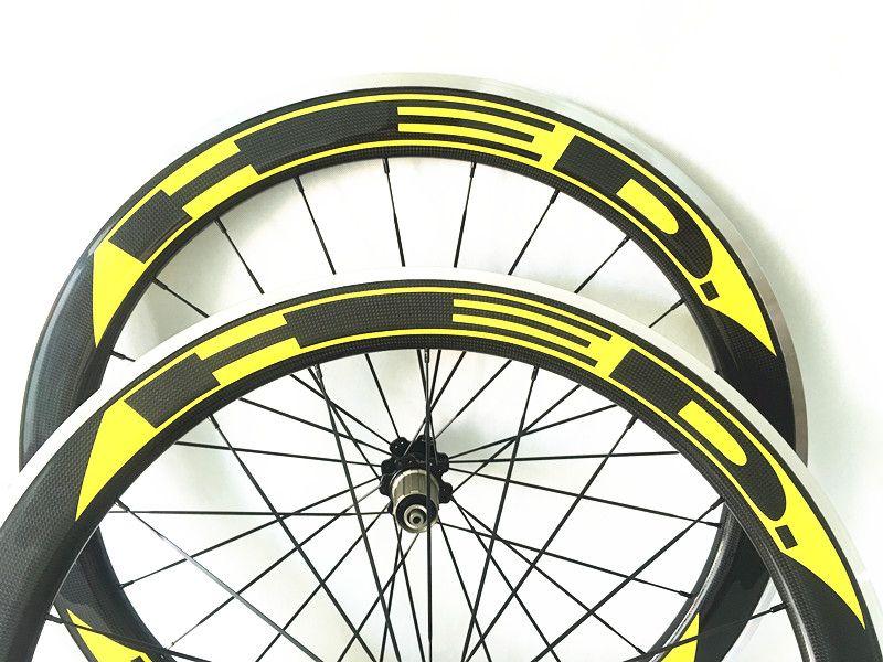38mm Carbon Rennrad Rad 700c Klammer laufradsatz Alu-brems Oberfläche 50mm legierung räder 700 fahrrad rad für rennrad