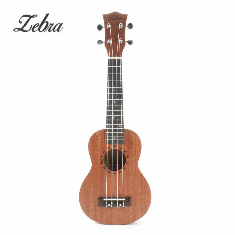 21 inch 15 Frets Soprano Ukulele Guitar Uke Sapele Rosewood Hawaiian 4 <font><b>Strings</b></font> Guitarra Guitar Musical Instruments For Beginners