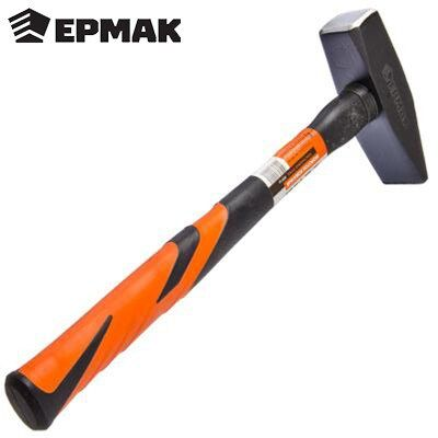 ERMAK HAMMER GESCHMIEDET hohe qualität holz hand werkzeuge hammer nagel bench hammer Multifunktions hammer werkzeug set carbon 662-423