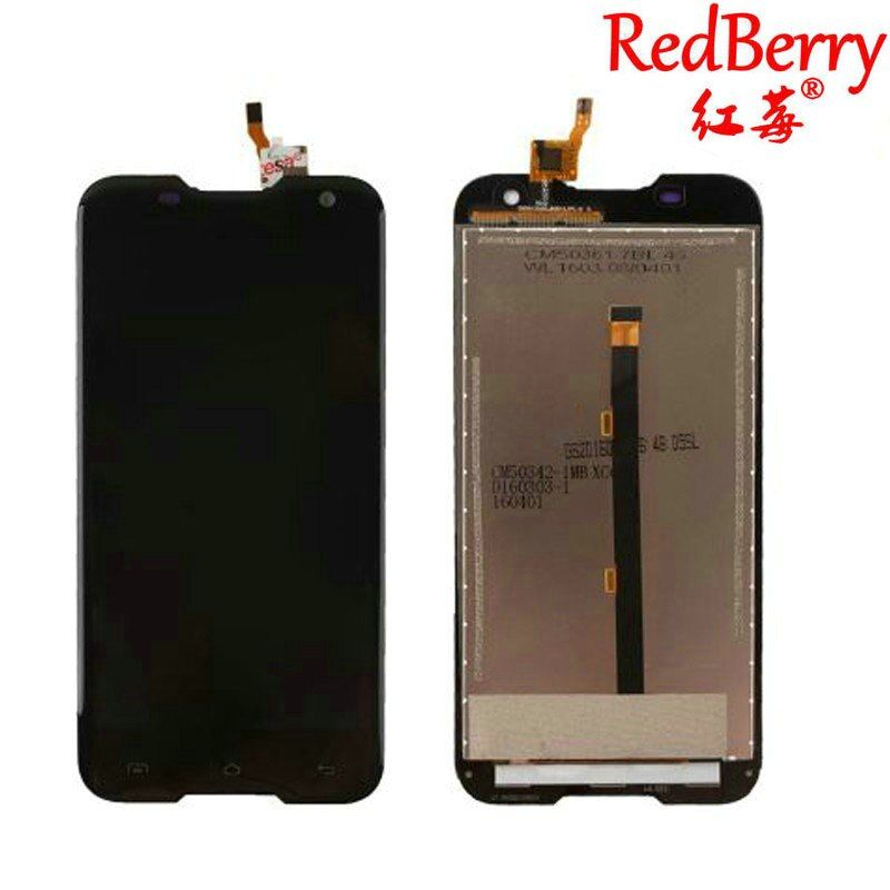 Redberry 100% Original For Blackview BV5000 LCD Display + Touch Screen 1280X720 5.0inch Assembly For Blackview BV5000+tools