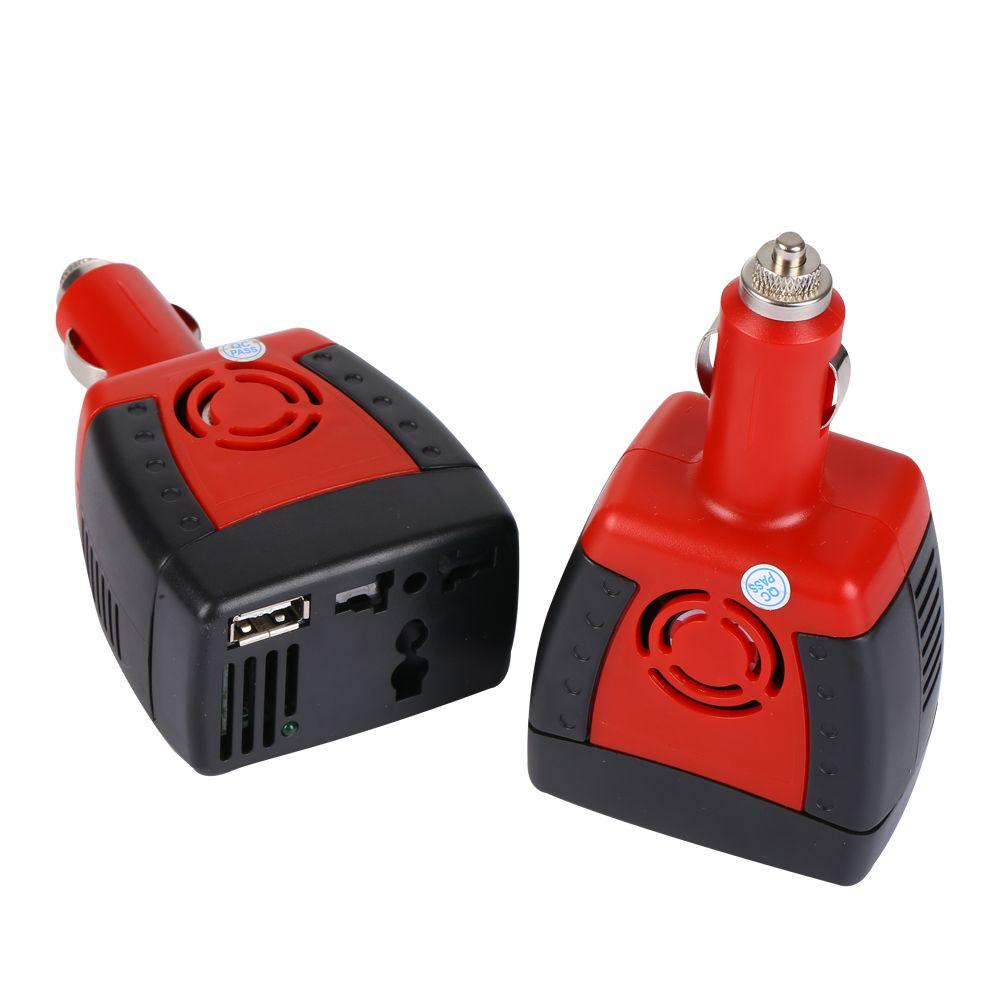 Automotive Inverter 150W With Usb Car Inverter 12V To 220VInverter Power <font><b>Converter</b></font> Booster