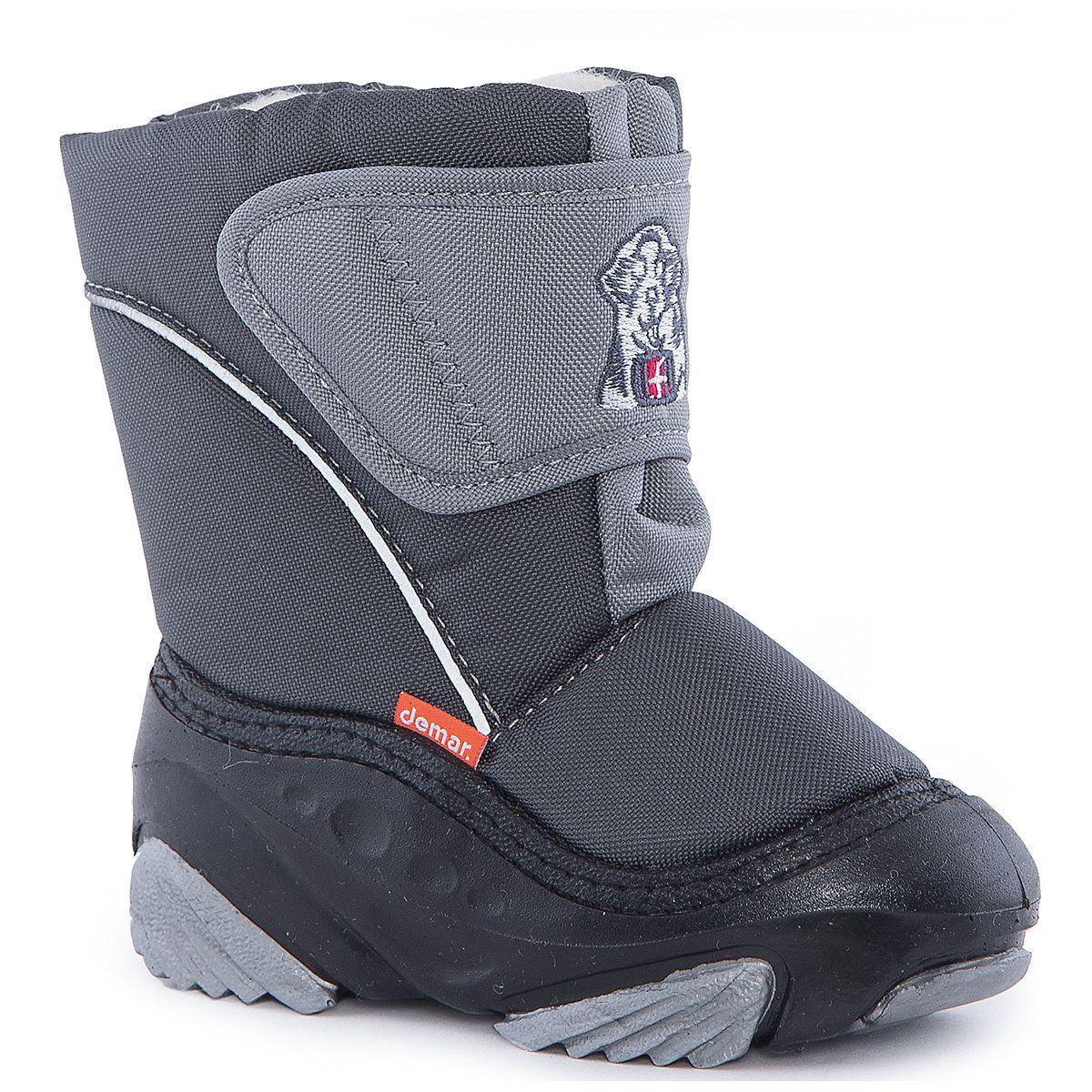 Stiefel Demar für mädchen 6835183 Valenki Uggi Winter Baby Kinder Kinder schuhe MTpromo