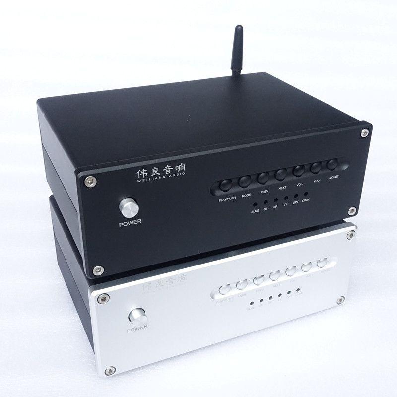 Breeze Audio C30 Desktop music player Bluetooth 4.2 USB dac ES9028Q2M support sd card usb bluetooth Coaxial optical input