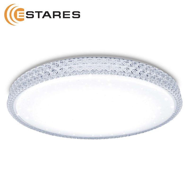 Steuerbar LED lampe PLUTON 60 W R-520-SHINY-220V-IP44 4900лм D520хh95 Estares