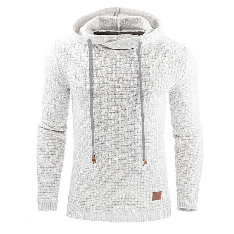 Hoodies Men 2017 Brand Male Long Sleeve Solid Color Hooded Men's Sweatshirt Mens Hoodie Tracksuit Sweat Coat Casual Sportswear