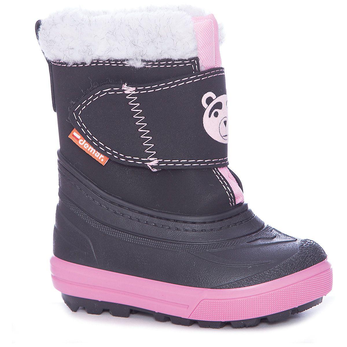 Stiefel Demar für mädchen 7134869 Valenki Uggi Winter Baby Kinder Kinder schuhe MTpromo