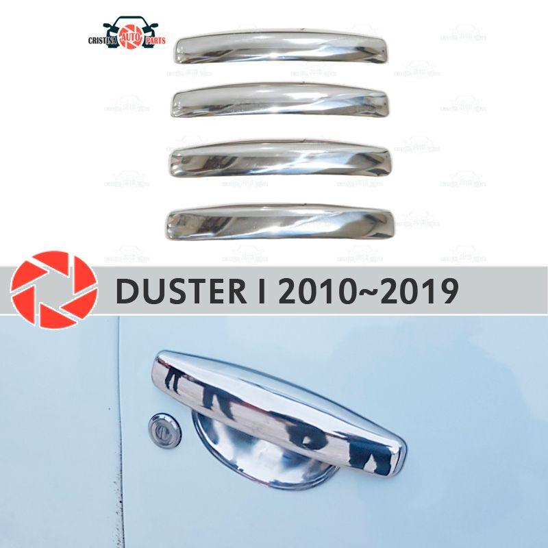Türgriff abdeckungen für Renault Duster 2010 ~ 2019 edelstahl platte auto styling dekoration zubehör molding