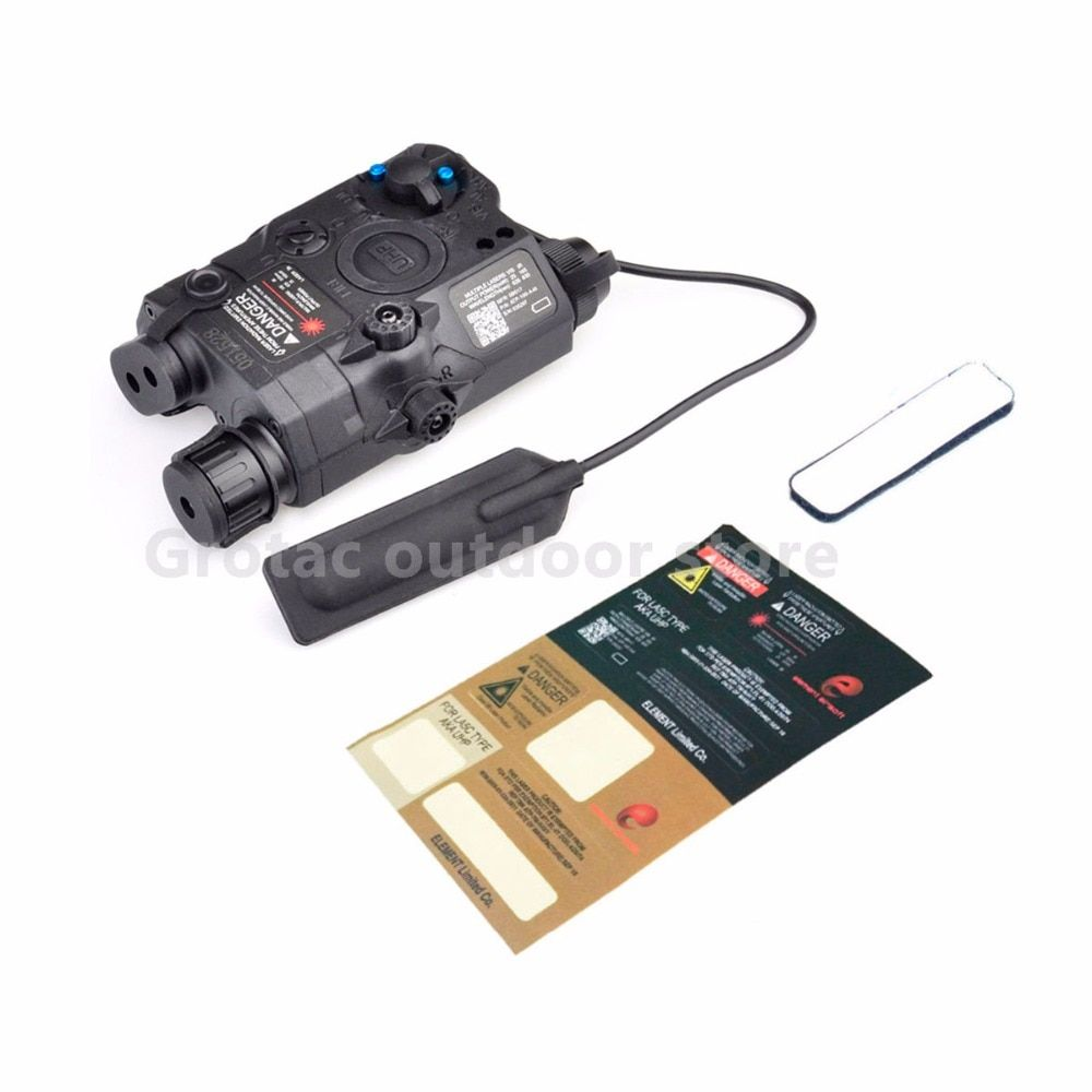 ELEMENT PEQ 15 / LA-5C UHP APPEARANCE Red & IR Laser and flashlight For Huntin