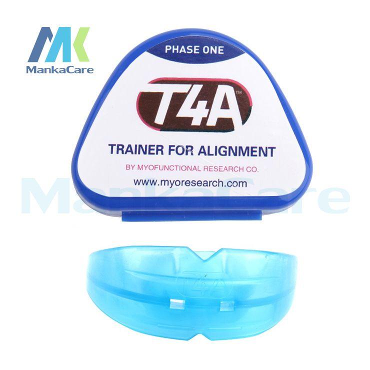 Vente chaude 1 pièces Dentaire T4A Dents Orthodontiques Formateur Appliace Dents Orthodontiques Formateur Pour Enfants Formateur