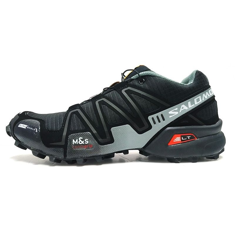 Salomon Men Shoes Speed Cross 3 CS Sneakers Man Black Cross-country Running Shoes Male Athletic Shoes Sport shoes 40-46