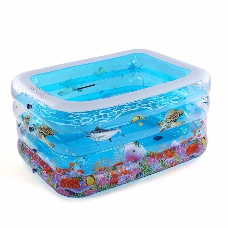 Inflable Baignoire Gonflable Eimer Gonfiabile Kinder Baby Schwimmbecken Heißer Banheira Inflavel Badewanne Aufblasbare Badewanne