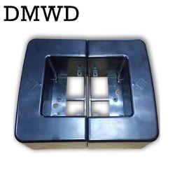 DMWD Float Bobber Pour 6 Tête 10 Tête À Ultrasons Mist Maker Fogger fontaine Humidificateur D'air pièces Nébuliseur atomiseur accessoires