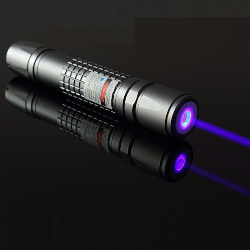 OXLasers OX-B40 445nm 450nm 3000 mt 3kmW fokussierbar brennen blau laserpointer star pointer taschenlampe mit 5 sterne caps freies verschiffen