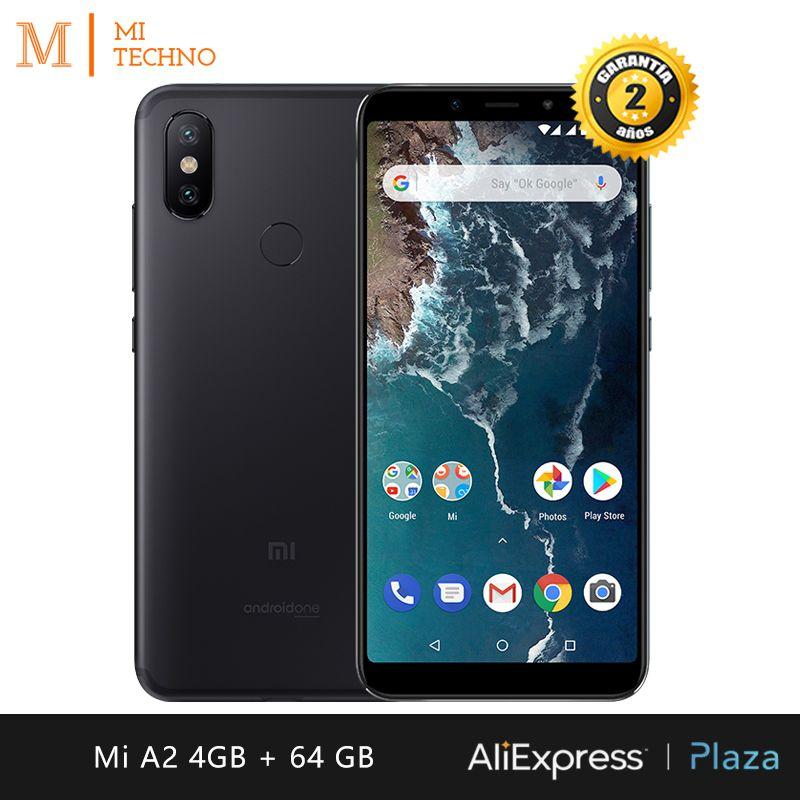[Version globale] Xiaomi Mi A2 Smartphone 5.99
