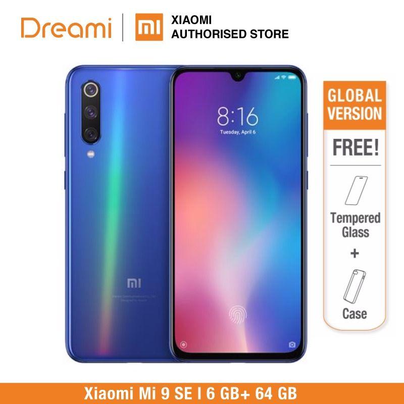 Version globale Xiao mi mi 9 SE 64 GB ROM 6 GB RAM (Rom officielle) mi 9 SE 64 gb