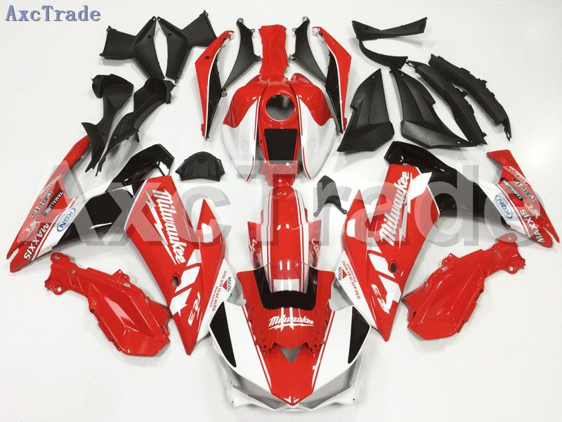 Motorcycle Fairings For Yamaha YZF R25 R3 YZFR3 YZFR25 2015 2016 15 16 Injection Molding ABS Plastic Fairing Kit Bodywork A132