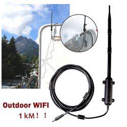 1000 M High Power Outdoor WiFi Antenne USB Adapter Zellulären Signal Verstärker Omni-directional Drahtlose Netzwerk Karte Empfänger